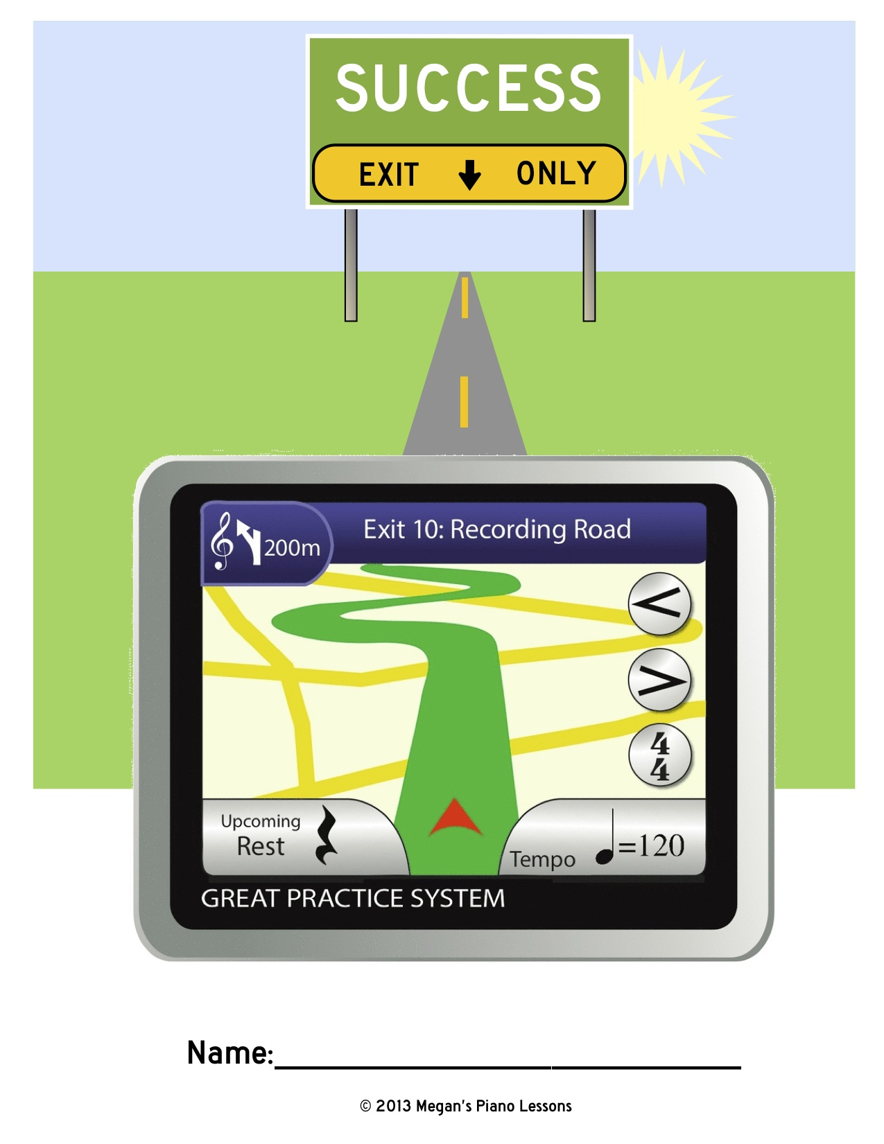 GPS Assignment Book & Practice Incentive Image