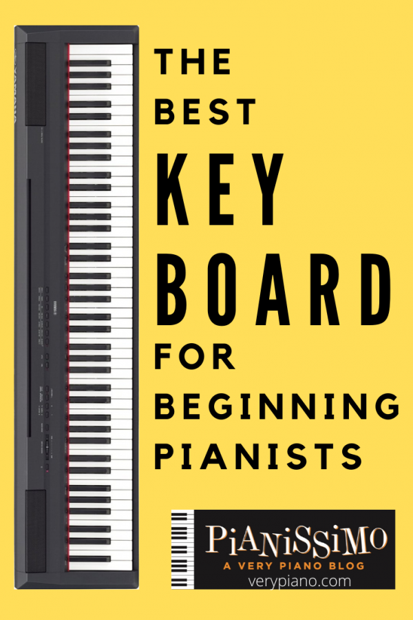 My Favorite Keyboard For Beginning Piano Students