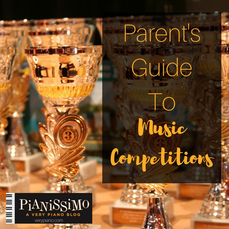 How To Help Your Child Prepare For A Music Competition
