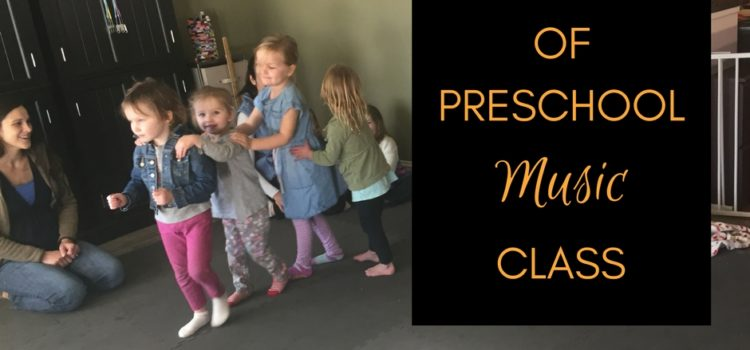 14 Benefits Of Preschool Music Class