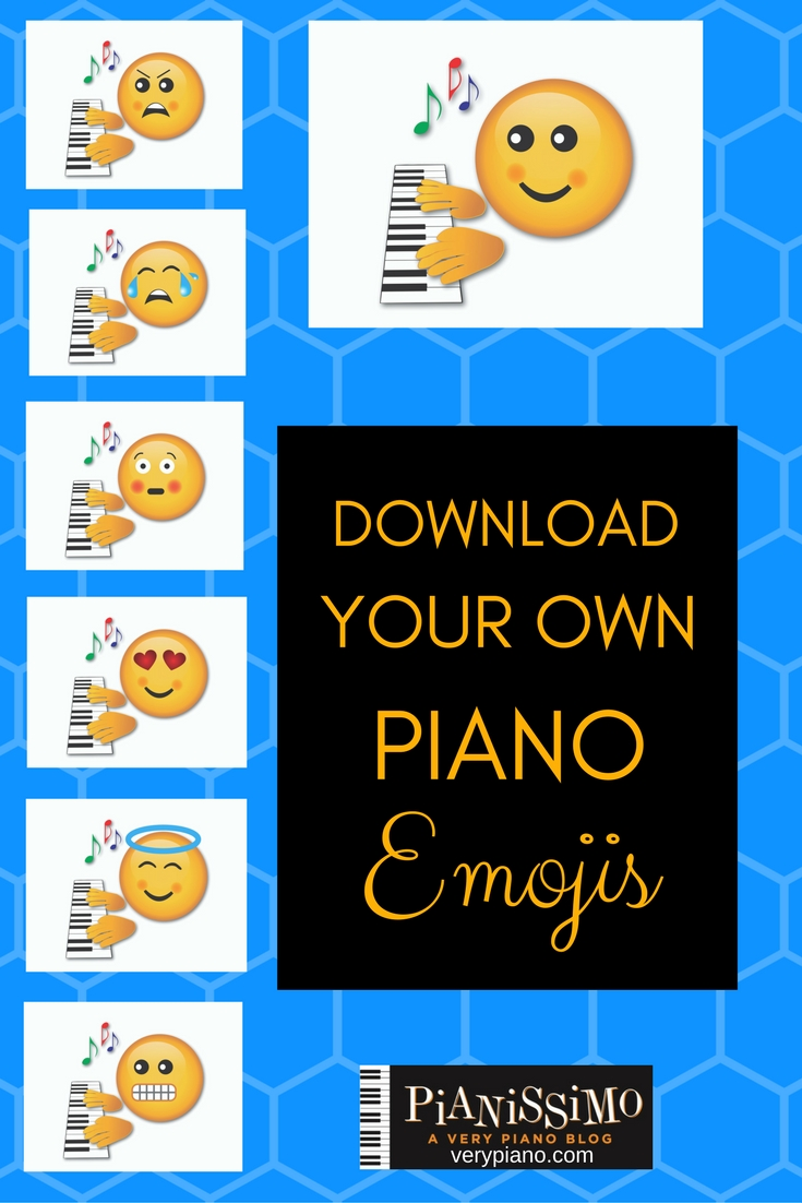 Piano Player Emojis
