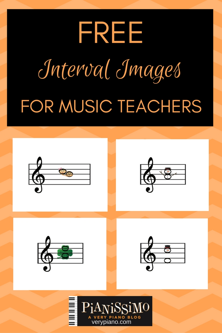 Free Music Interval Images