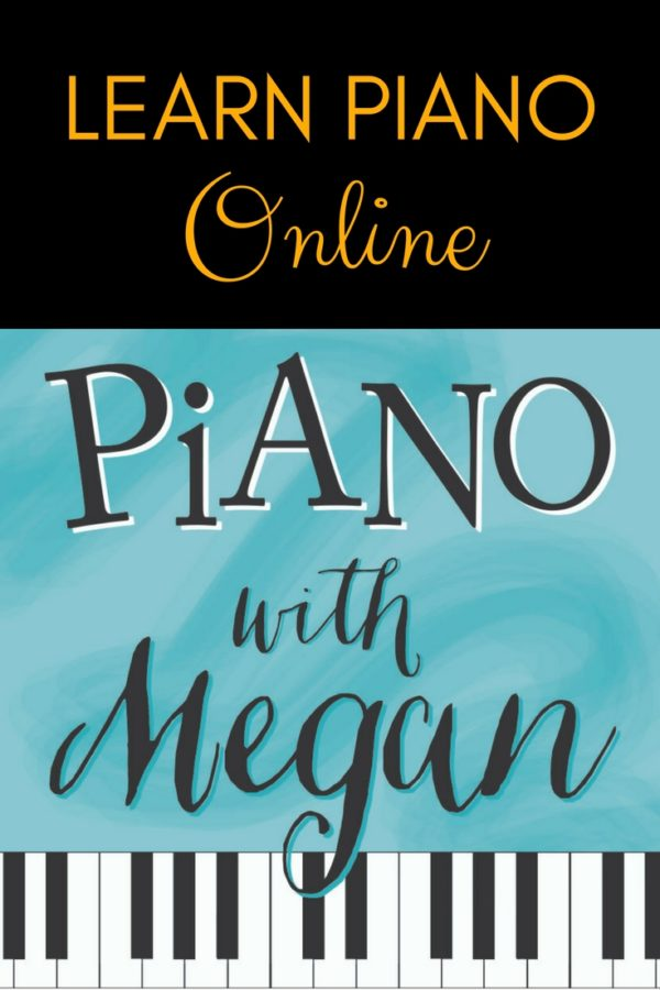 Piano With Megan – An Online Community For Piano Learners