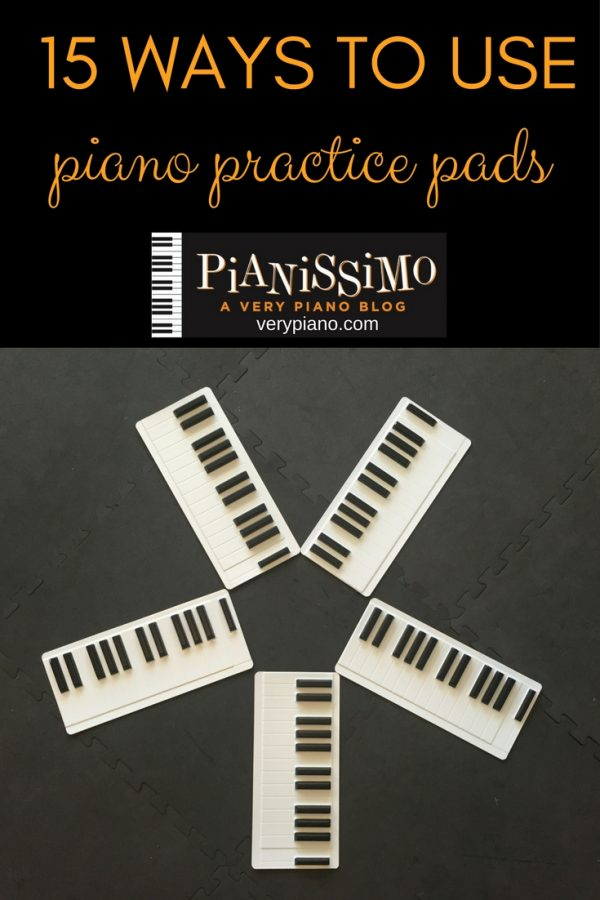 15 Ways To Use Piano Practice Pads