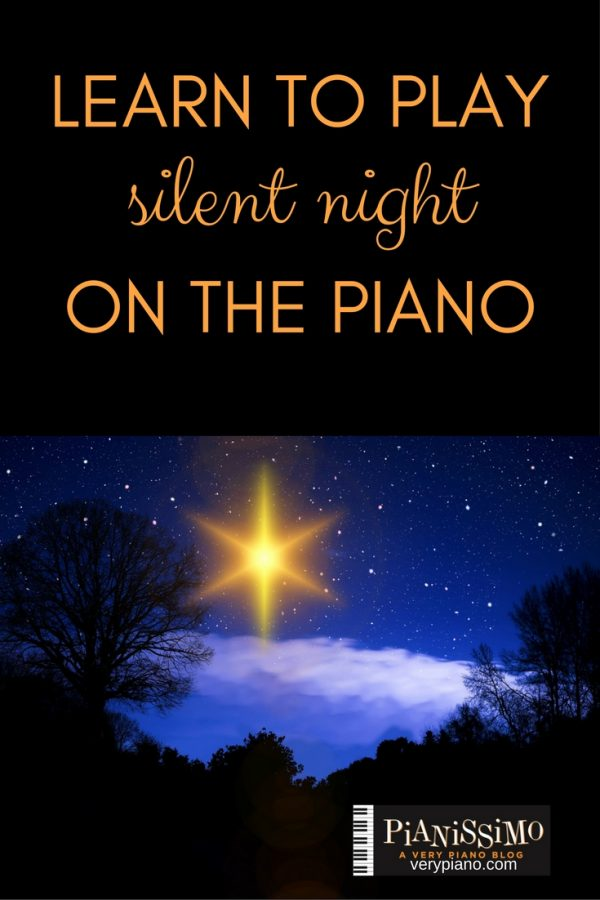 Learn Silent Night On The Piano