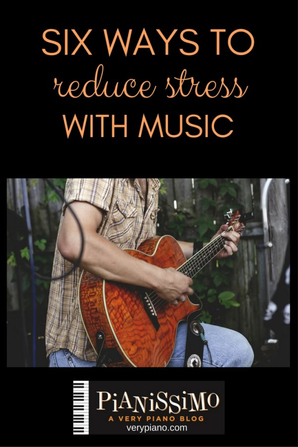 6 Ways To Reduce Stress With Music