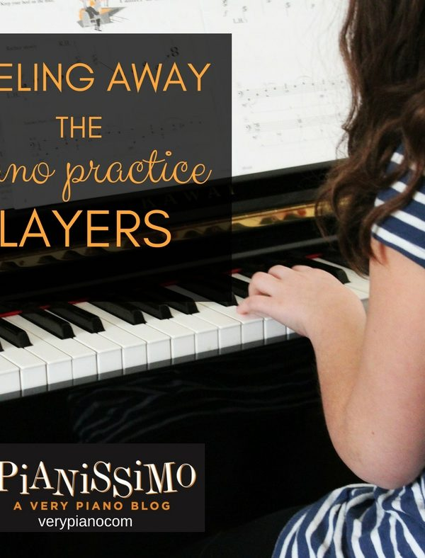 Peeling Away The Piano Practice Layers