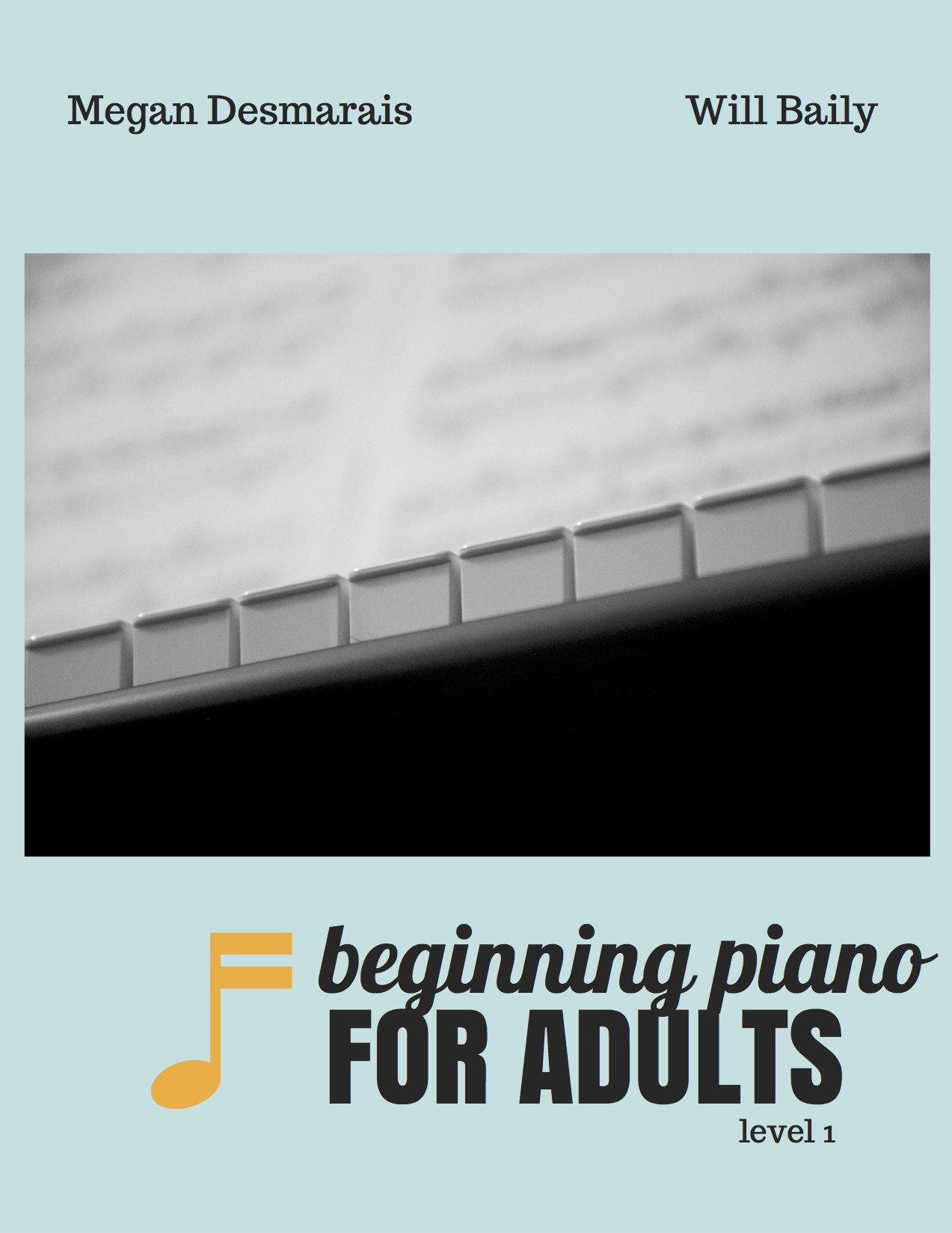 Beginning Piano For Adults Image