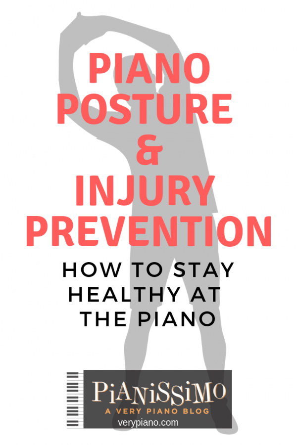 Piano Posture and Injury Prevention
