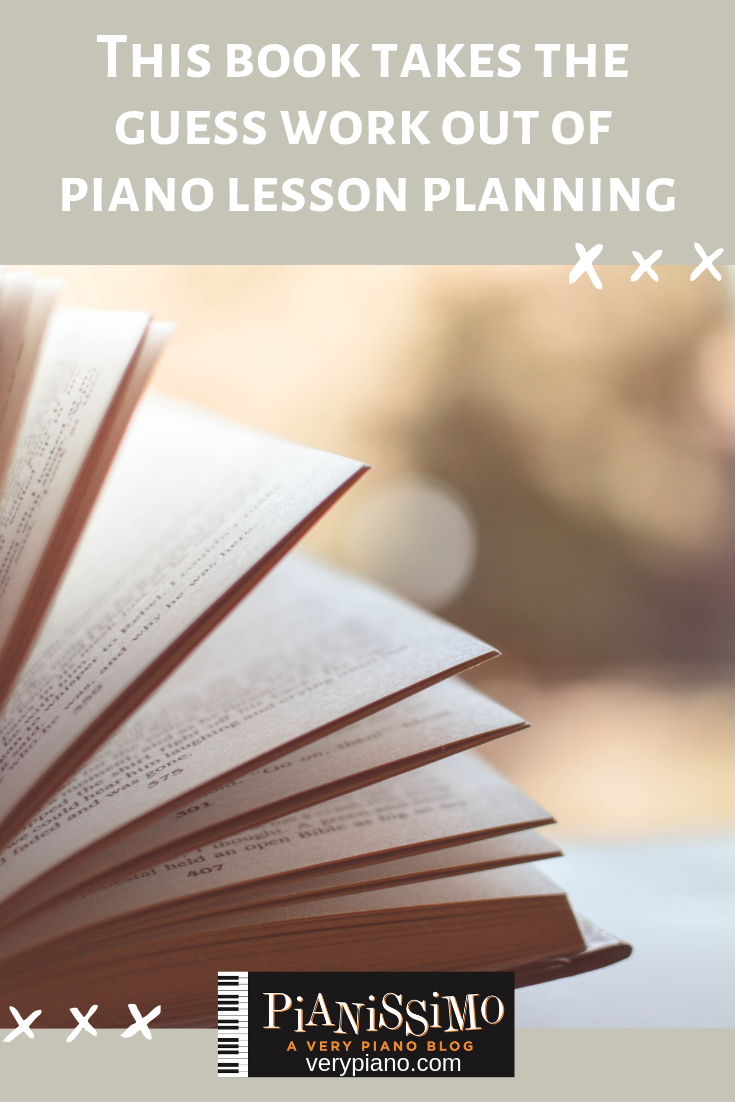 Review: The Pianists Guide To Standard Teaching And