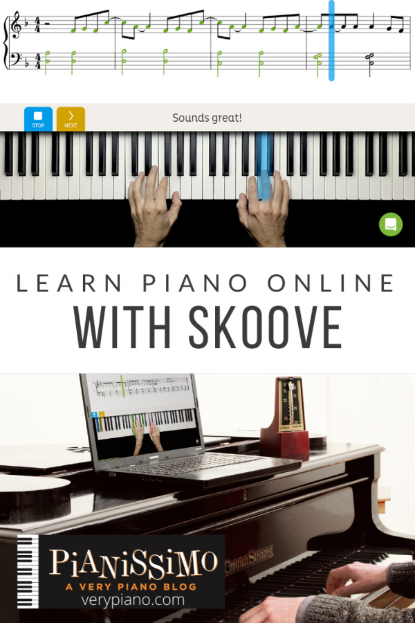Learn Piano Online: Skoove Review