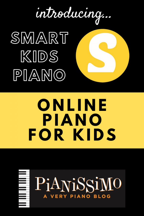 Introducing SmartKidsPiano